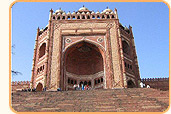 Travel Package to North India