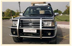 Ford Endeavour Car Rental
