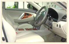 Executive Car Rental India