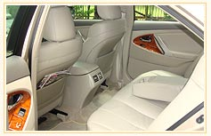 Luxury Car Rental India